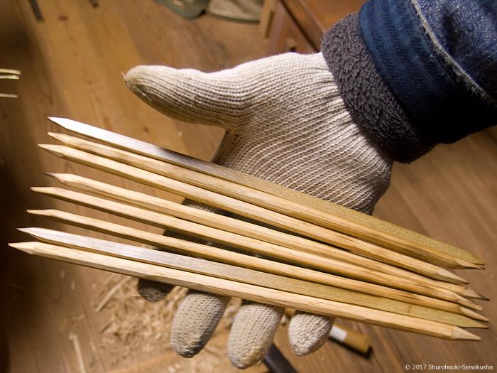 棕櫚箒のコウガイの語源