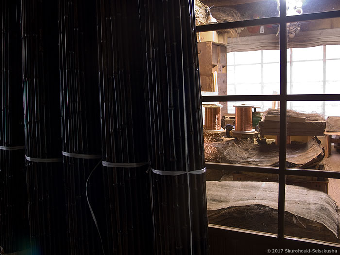 棕櫚箒-黒竹と工房